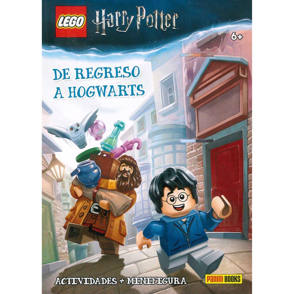 Lego Harry Potter de regreso a Hogwarts