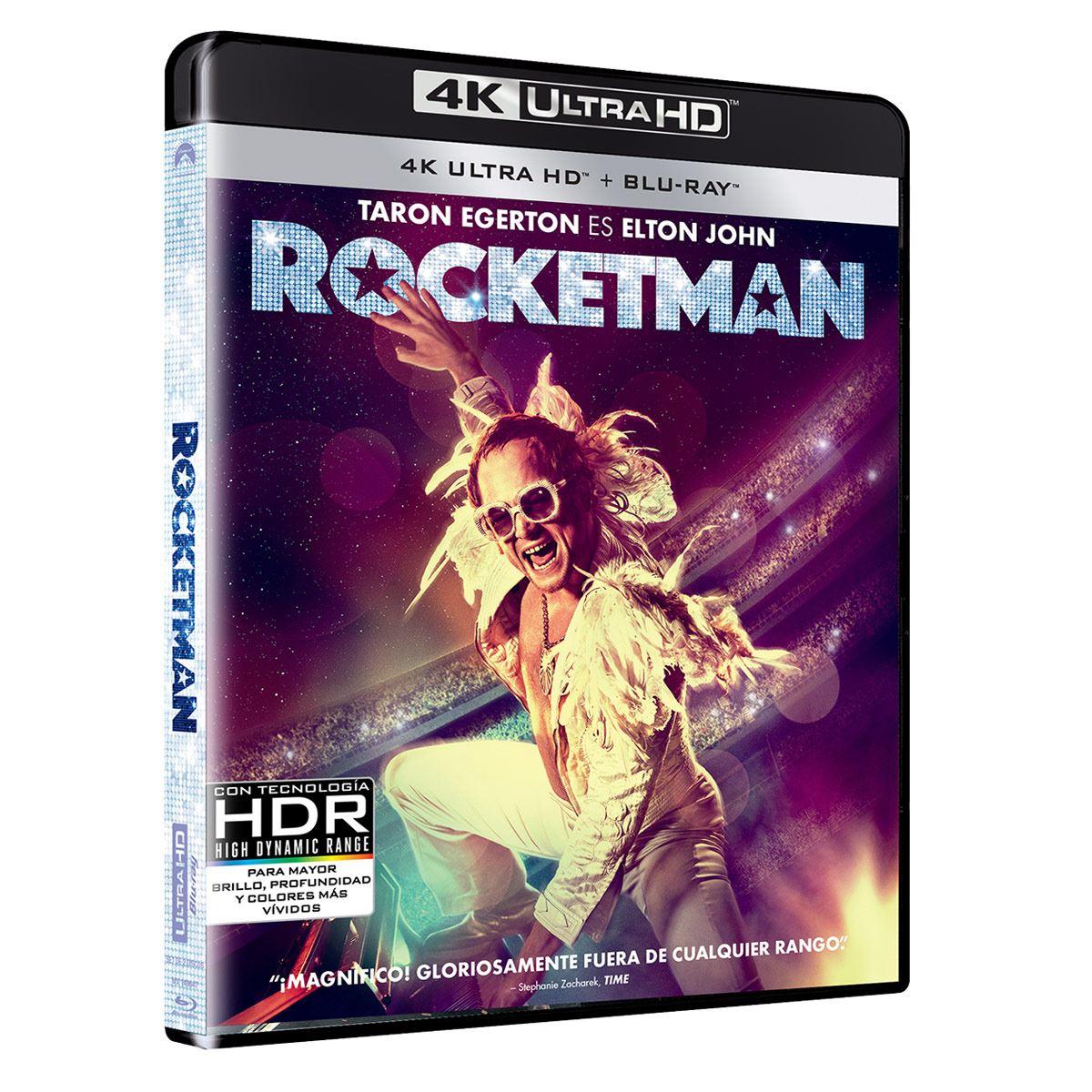 4K Rocketman