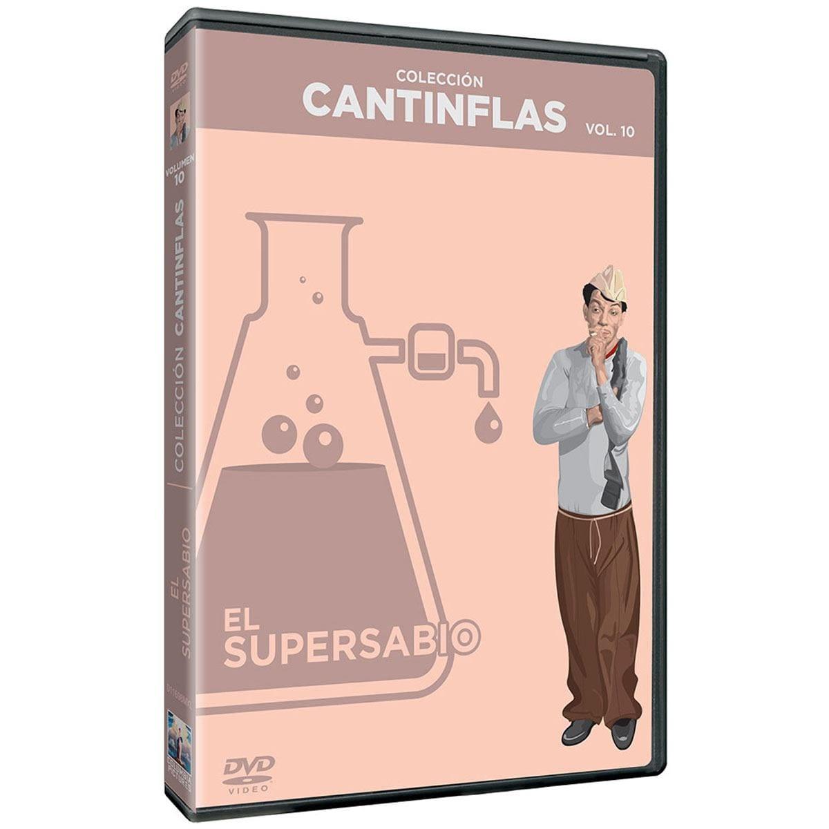 DVD Colección Cantinflas El Súper Sabio