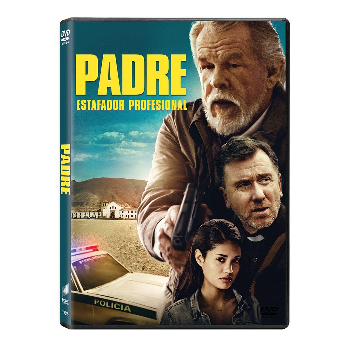 DVD Padre Estafador Profesional