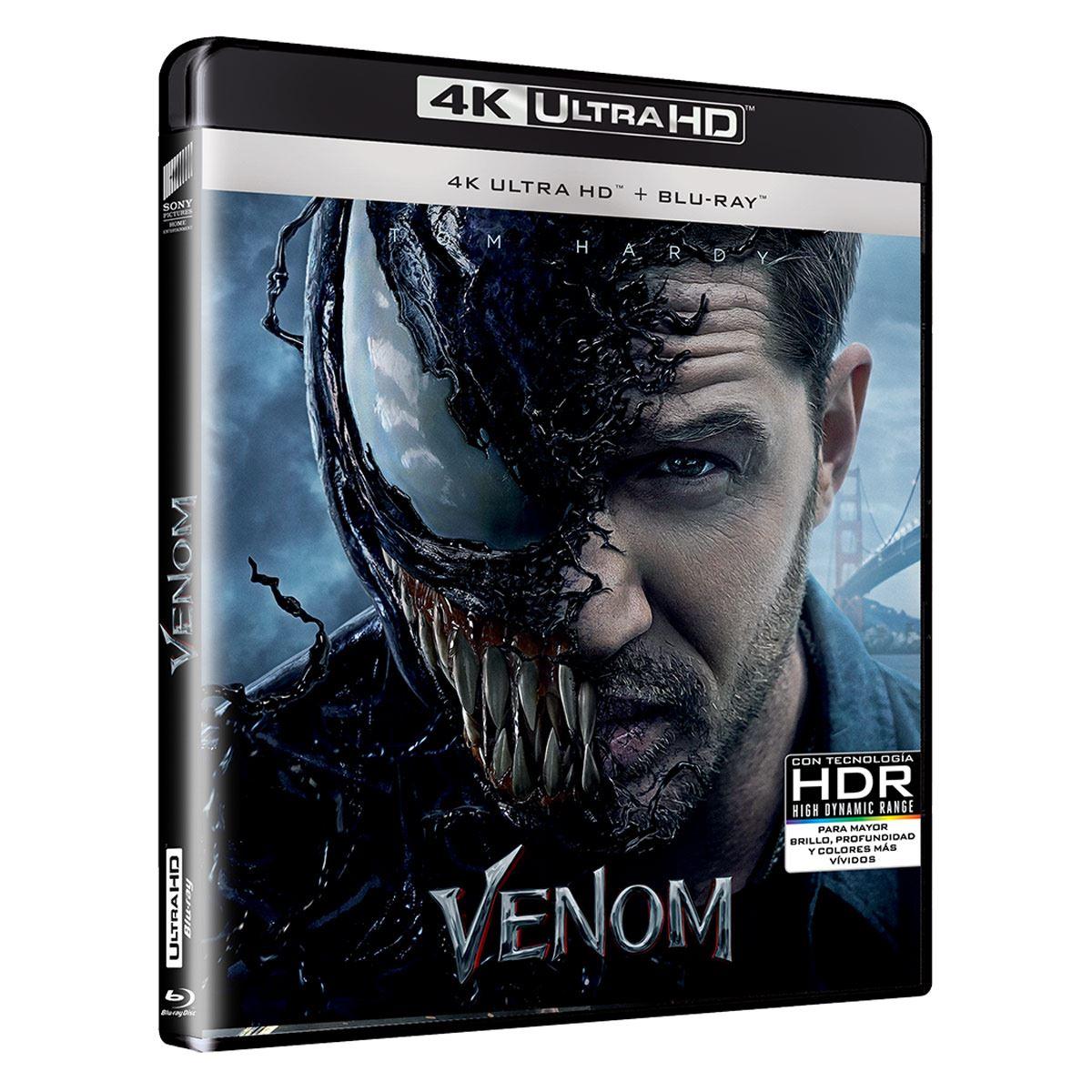 4K UHD Venom