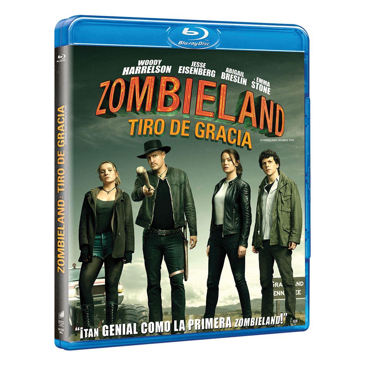 Blu-Ray Zombieland Tiro de Gracia