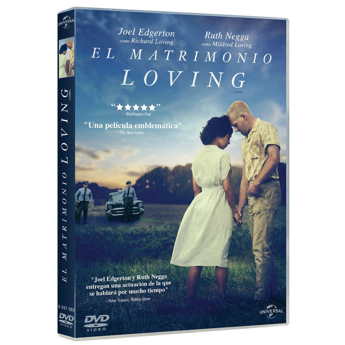 DVD El Matrimonio Loving