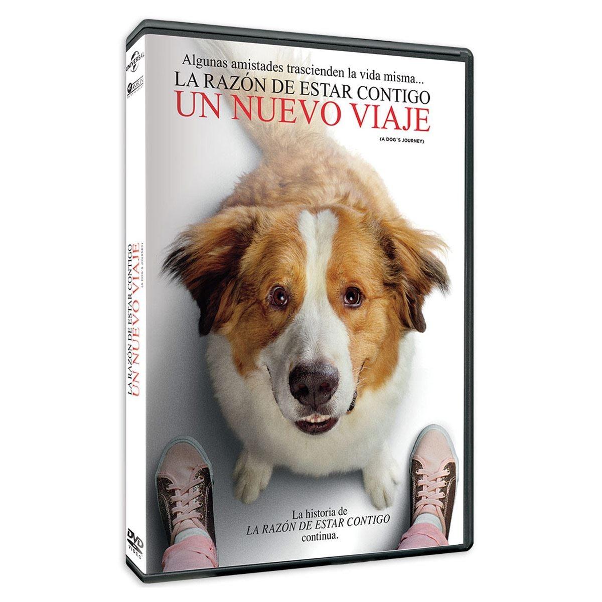 Preventa DVD La Razón de Estar Contigo un Nuevo Viaje