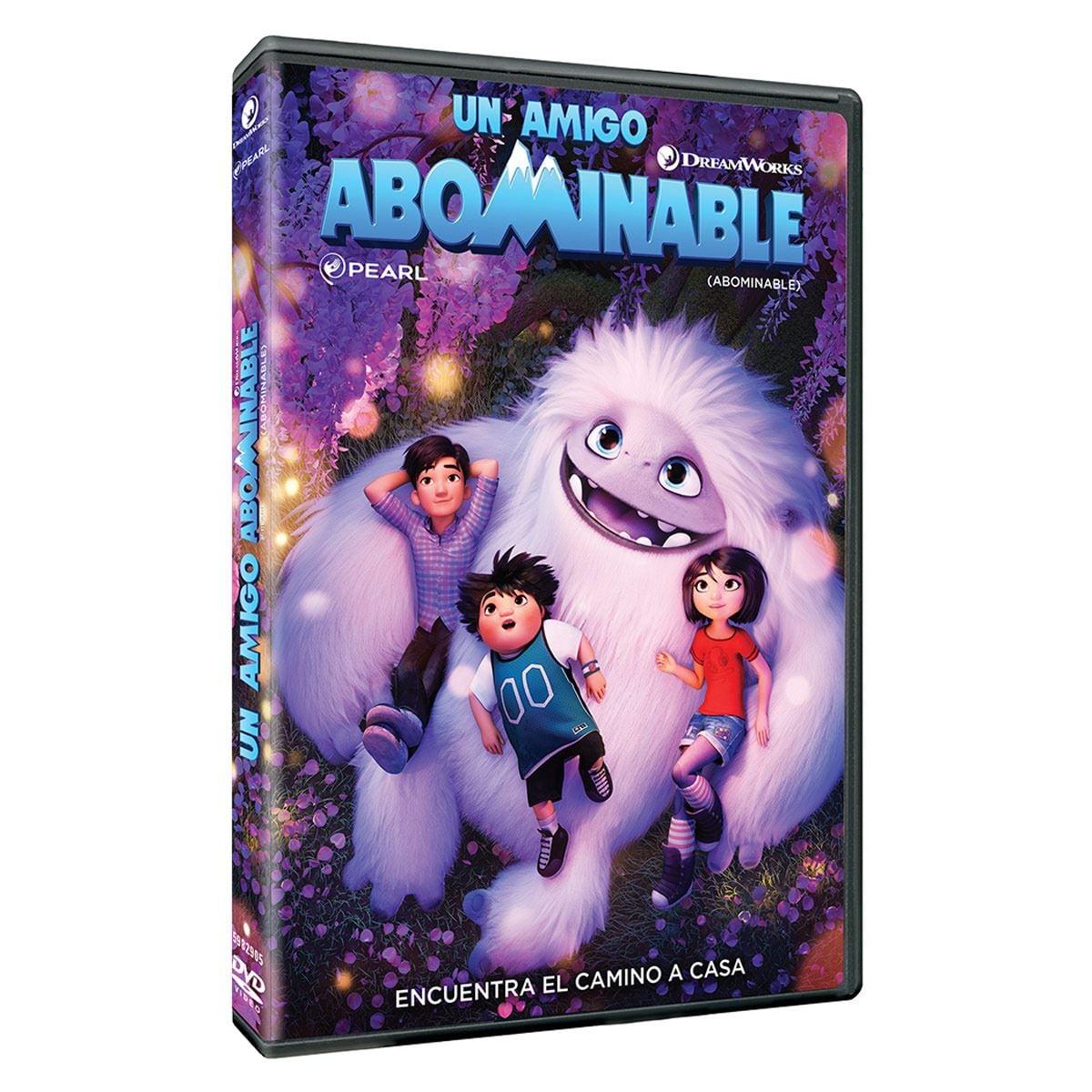 DVD Un Amigo Abominable