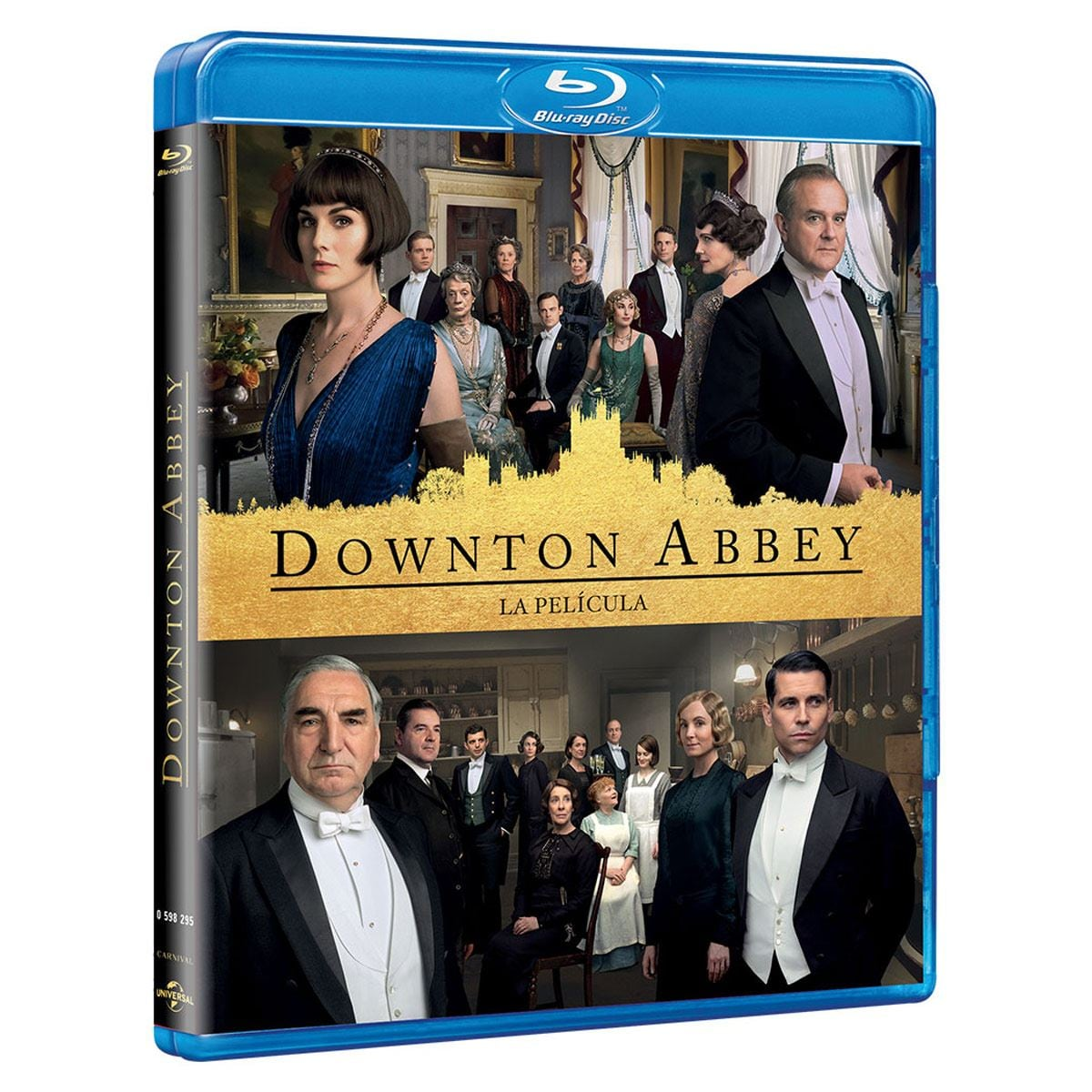 Blu-Ray Downton Abbey