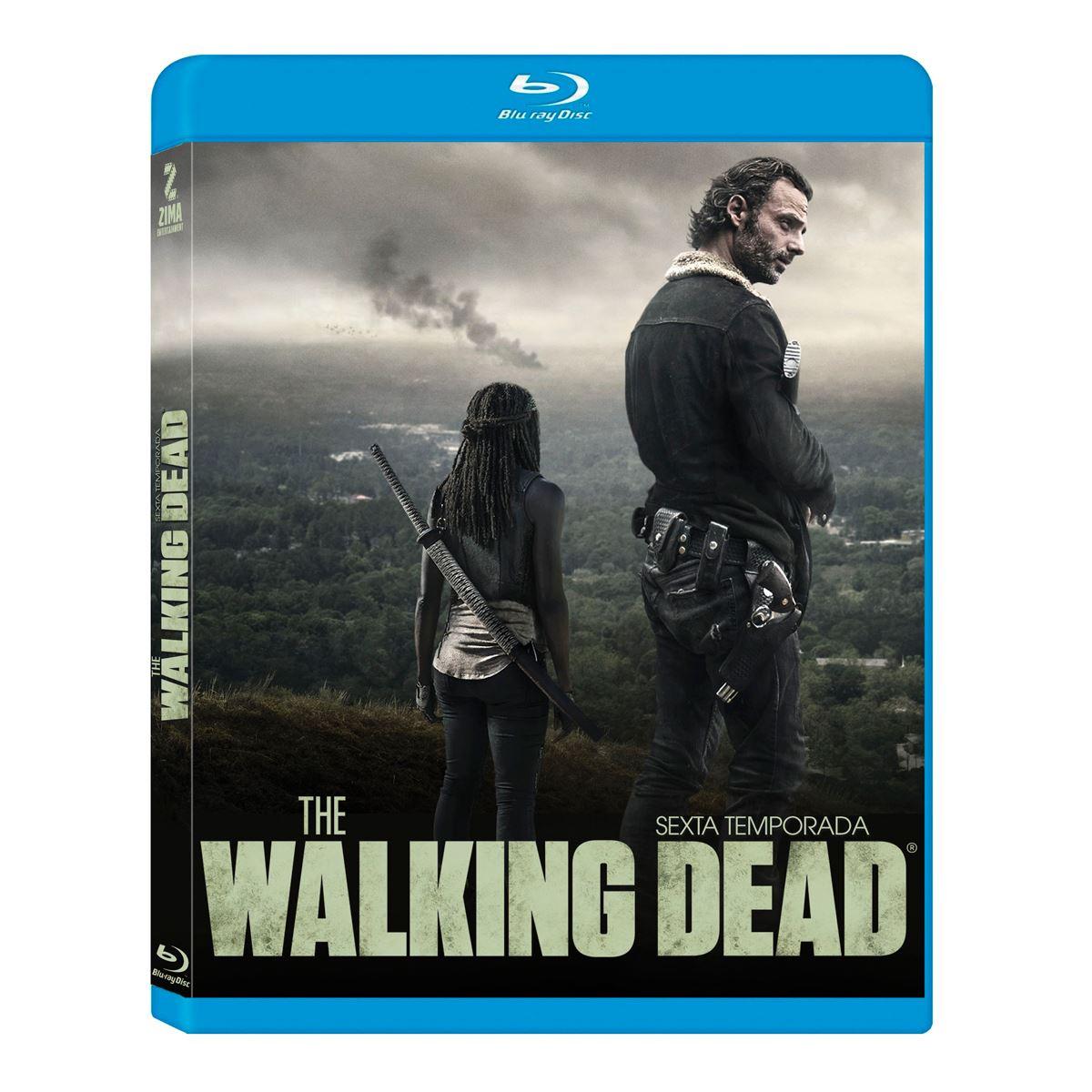 BR The Walking Dead Temporada 6