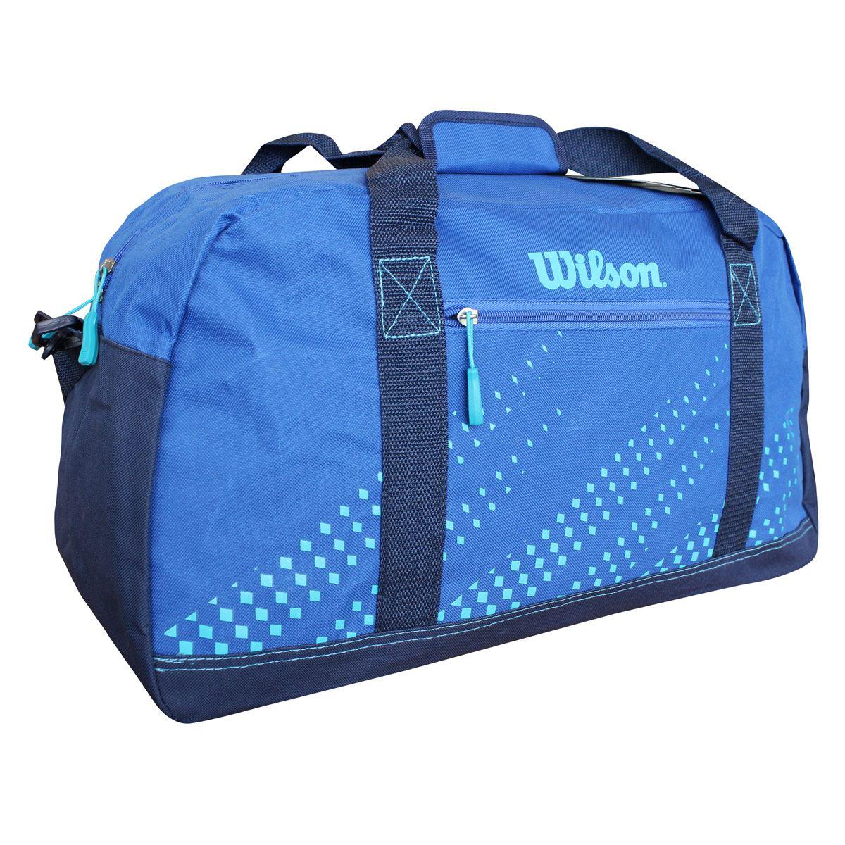 Maleta Deportiva Wilson Is-15356 Azul