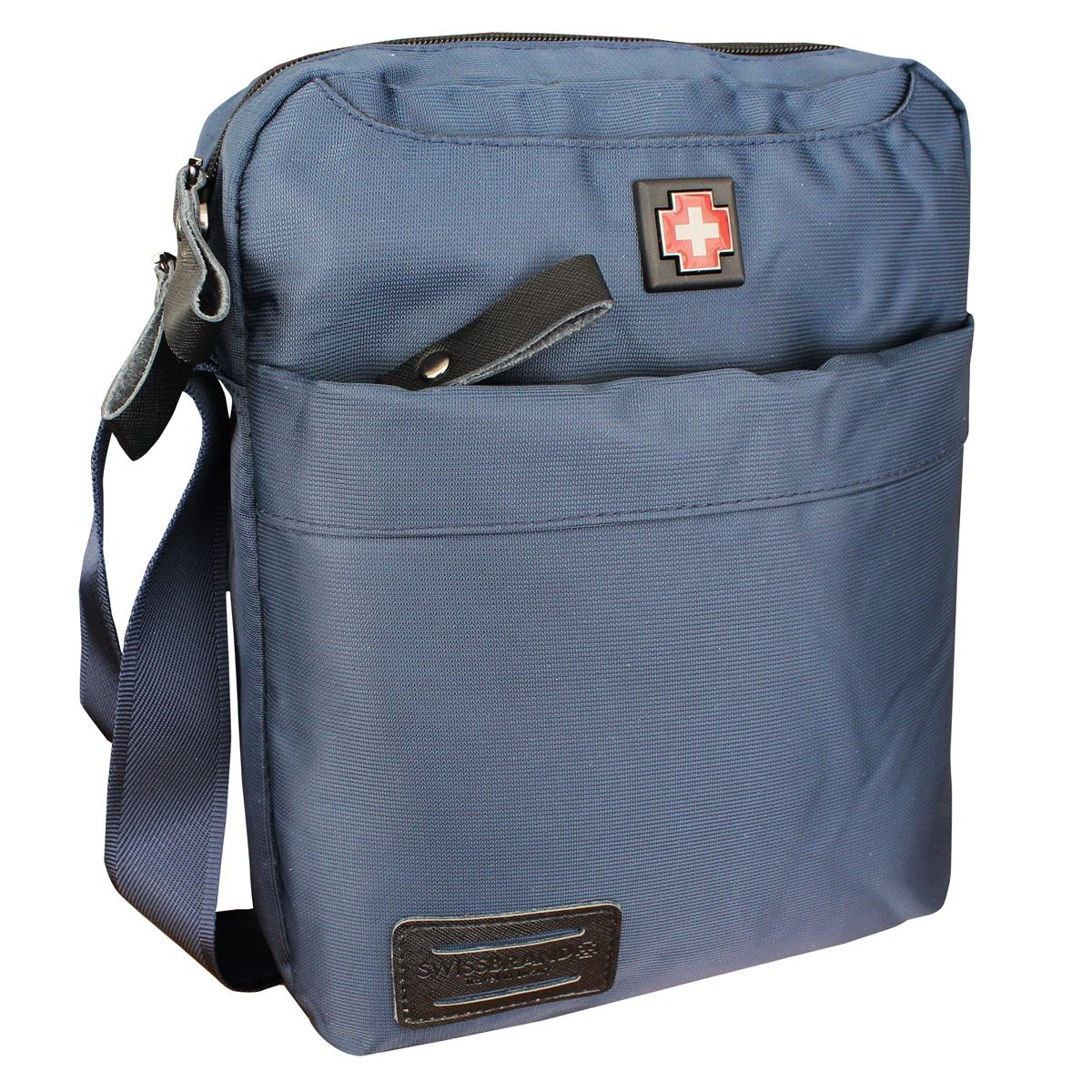 Mariconera Swissbrand SBM-00255C Azul