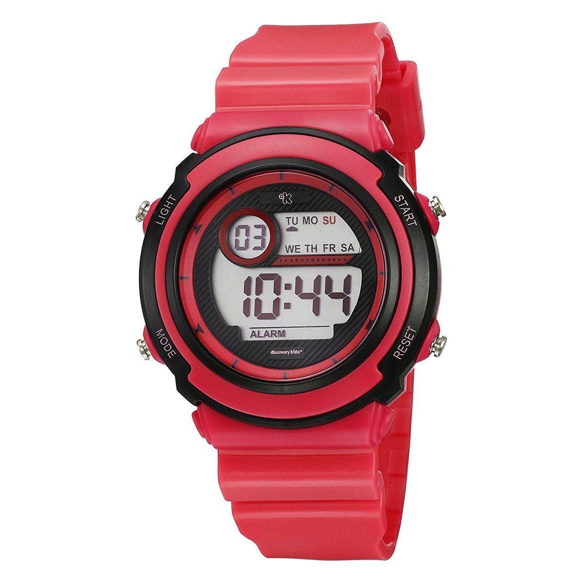 Reloj Discovery Kids Infantil DKID 81016 F Red