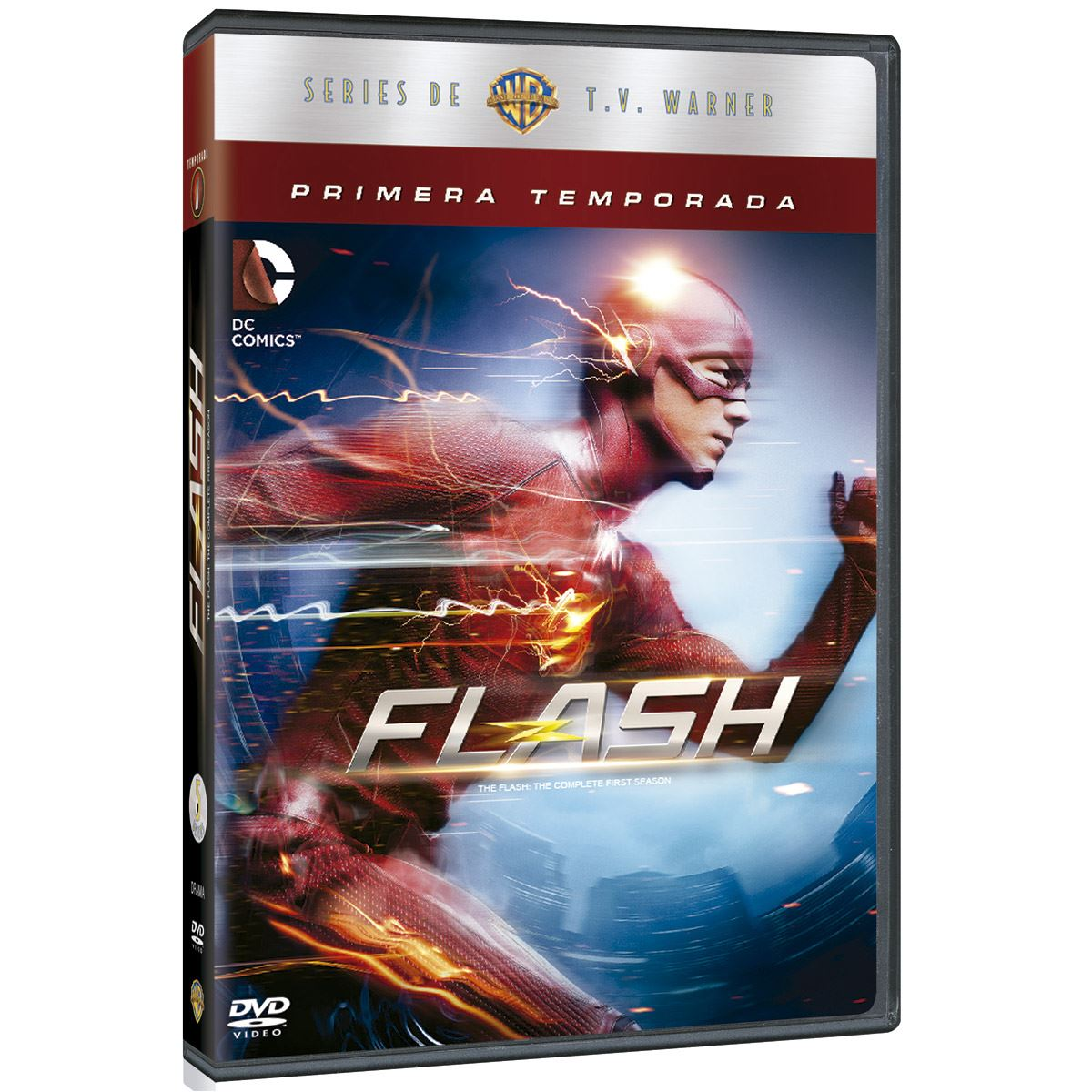 DVD The Flash Temporada 1