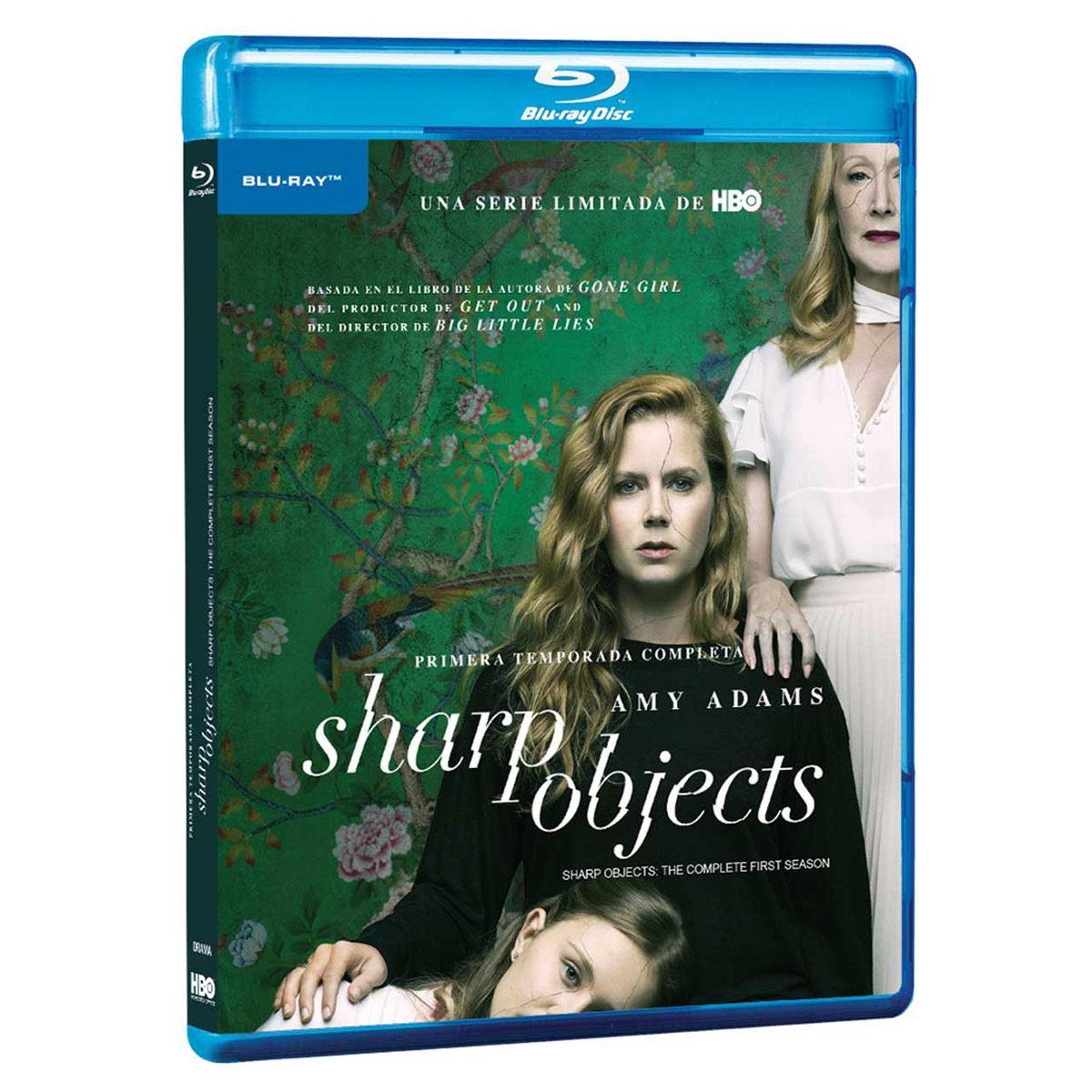 BR Sharp Objects- La Primera Temporada