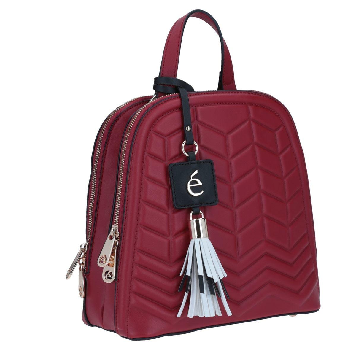 Bolos Back Pack Mediana Color Rojo Gorétt