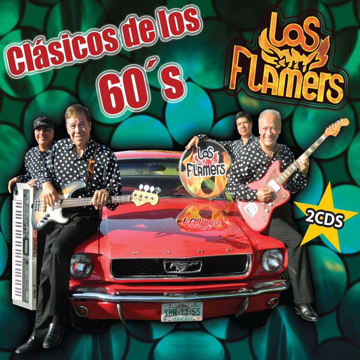 CD Clásicos de los 60´s