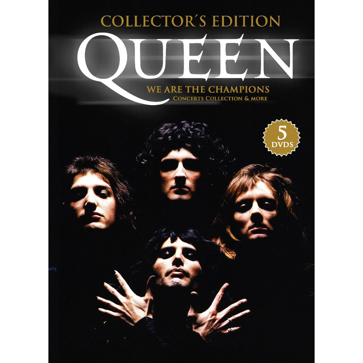 DVD Queen-Collector´S Edition