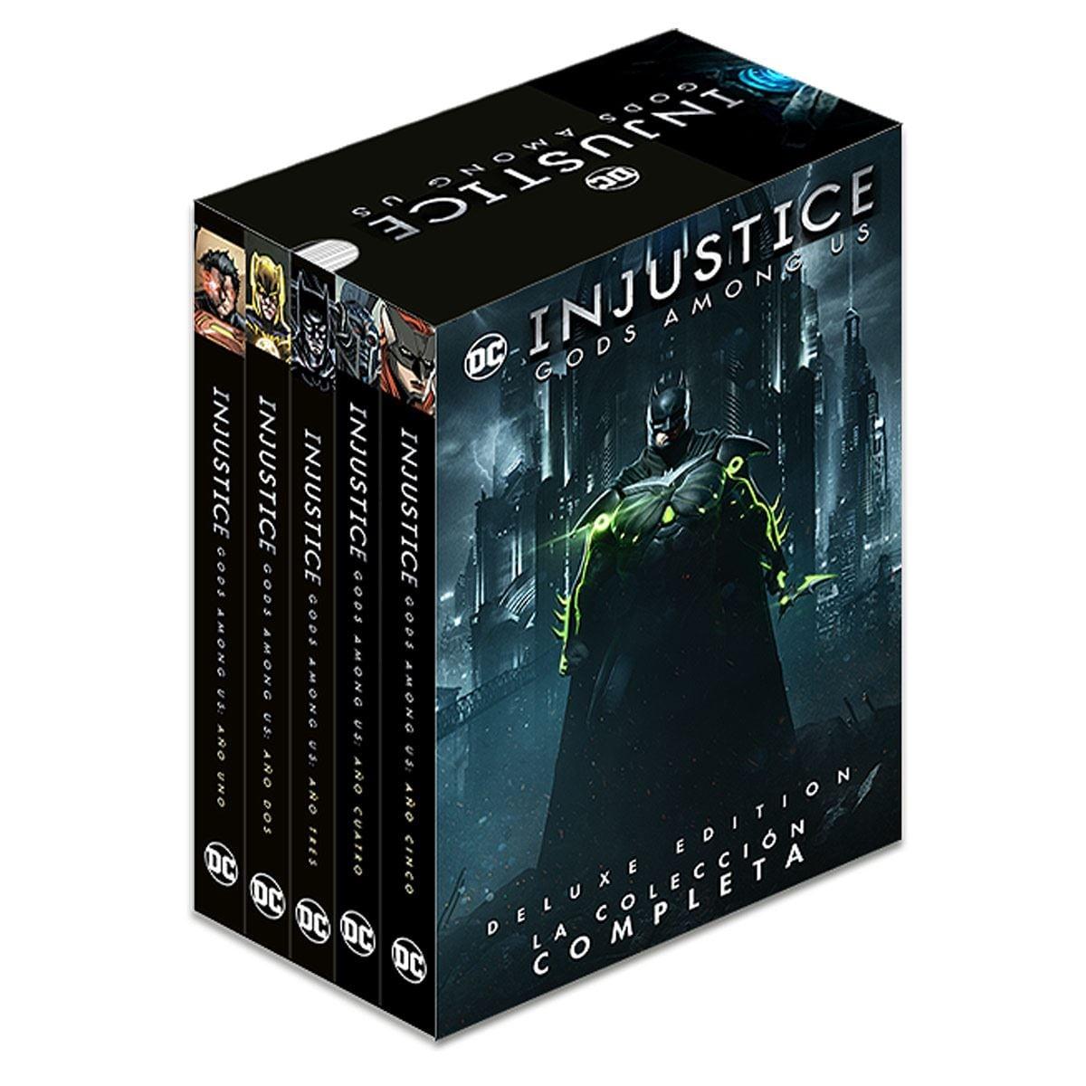 DC Comics Injustice gods among US