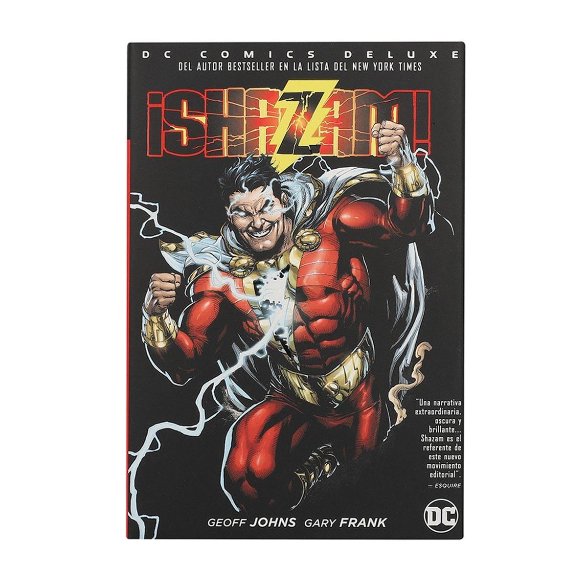 ¡Shazam! DC comics deluxe