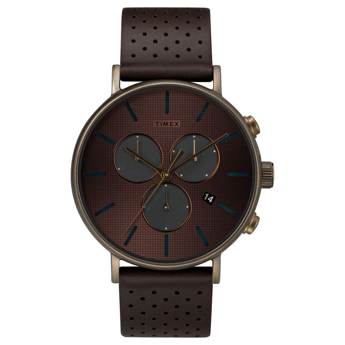 reloj timex tw2r80100 caballero fashion