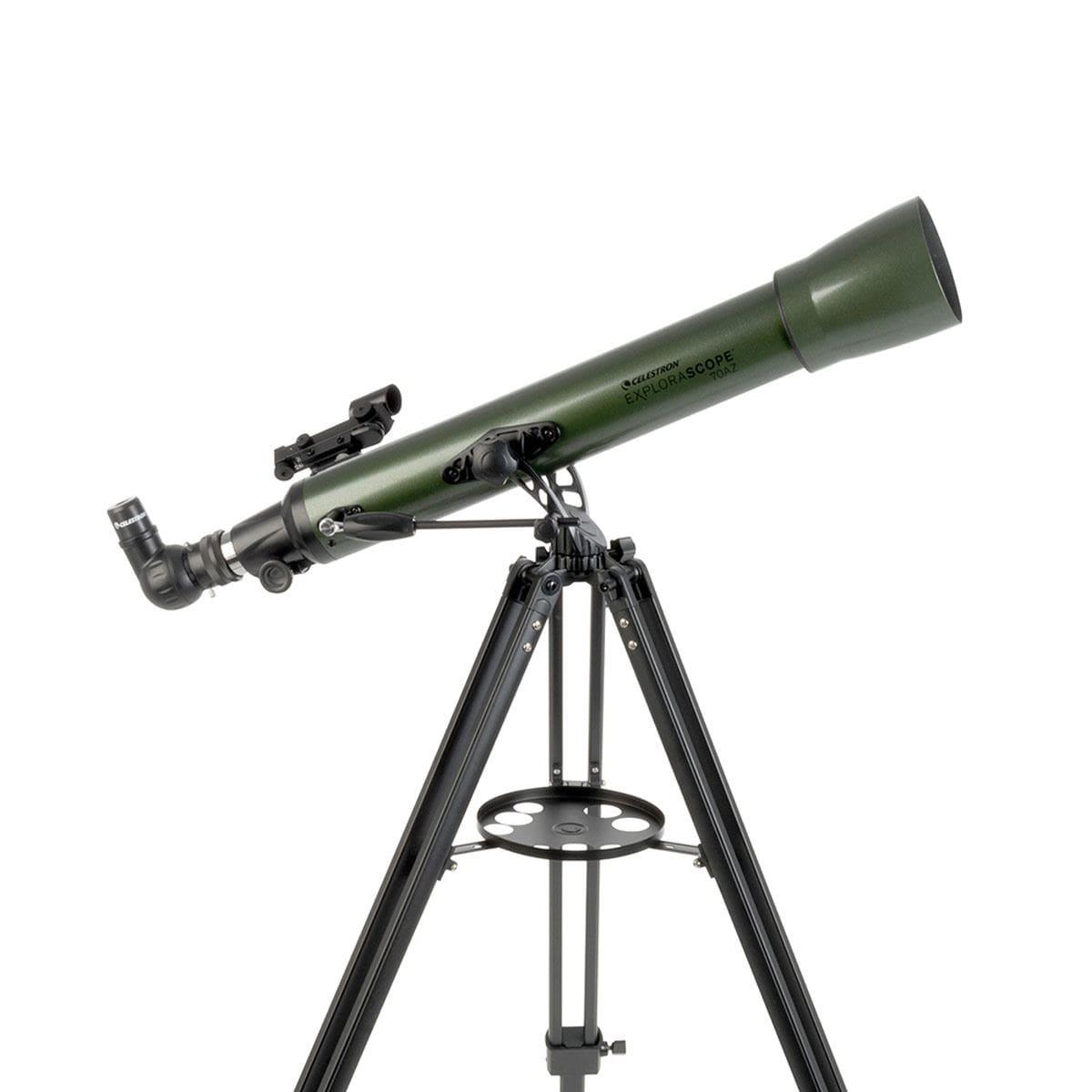Telescopio Explorascope 70 verde