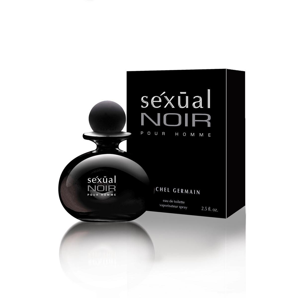 Sexual Noir Pour Homme 125 ML  EDT