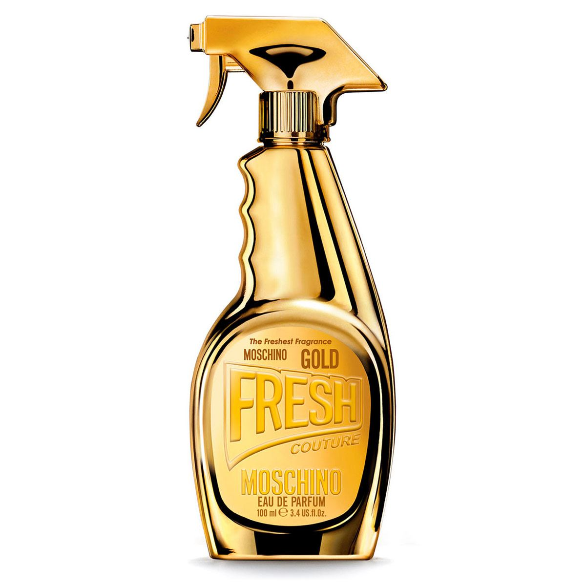 Fragancia para Dama Moschino Gold Fresh
