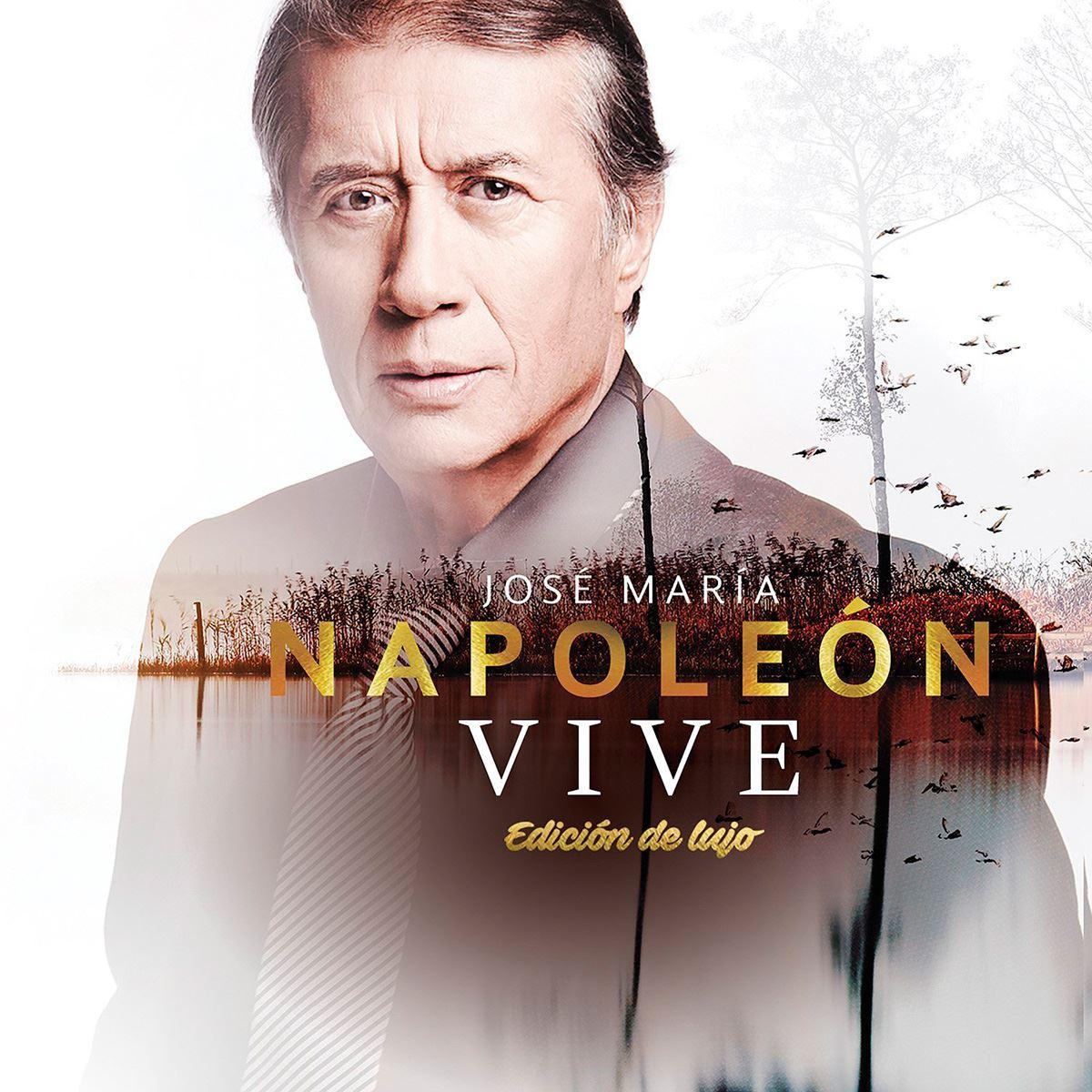 CD 2/DVD Jose Maria Napoleón Vive ED
