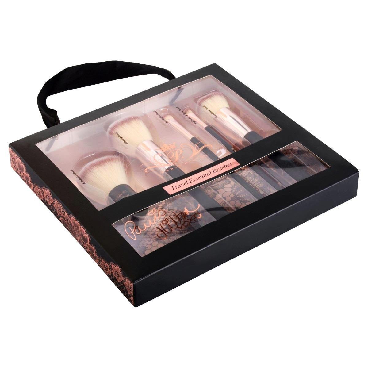 Paris Hilton Kit de Brochas