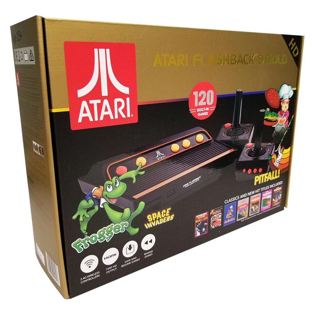 Consola Atari Flashback HD 9 Gold