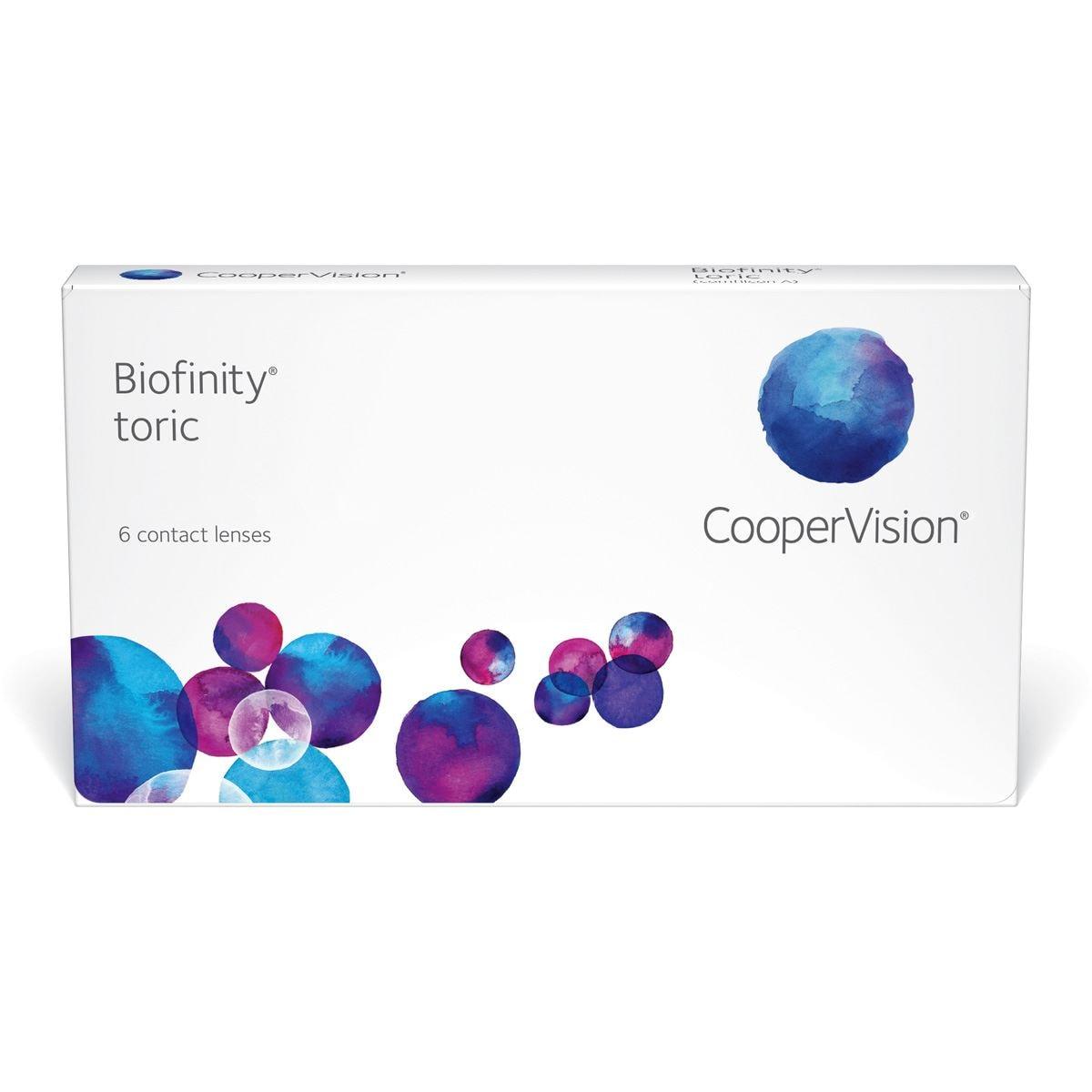 Lente de contacto Hidrogel Biofinity/6 -2.75