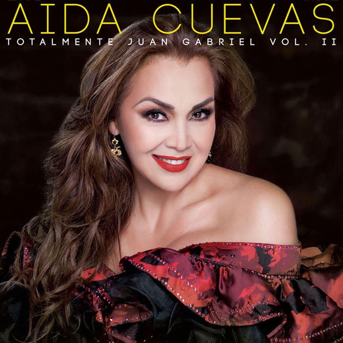 CD Aida Cuevas-Totalmente Juan Gabriel Vol. 2