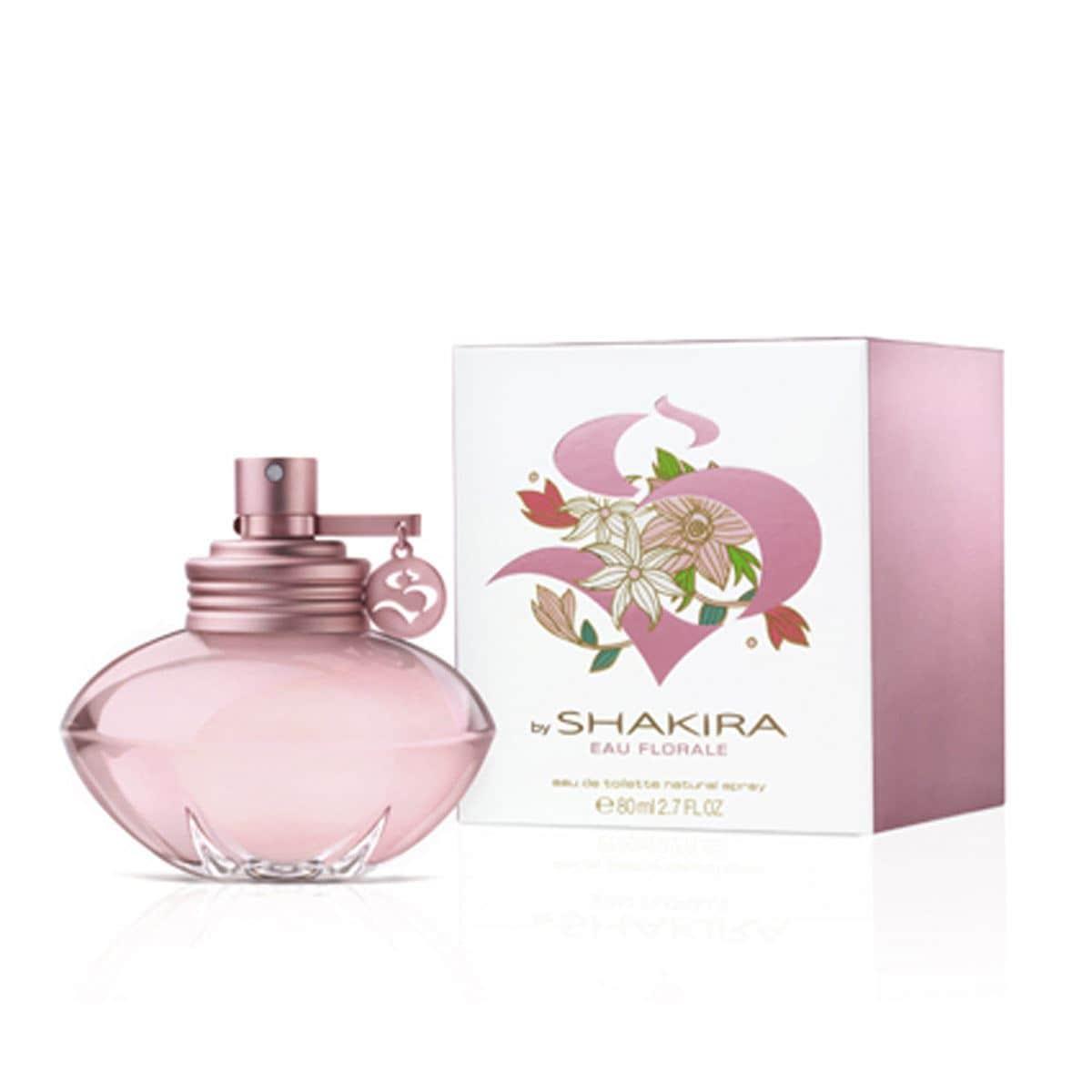 Fragancia para Dama, Shakira Eau Florale EDT 80ML