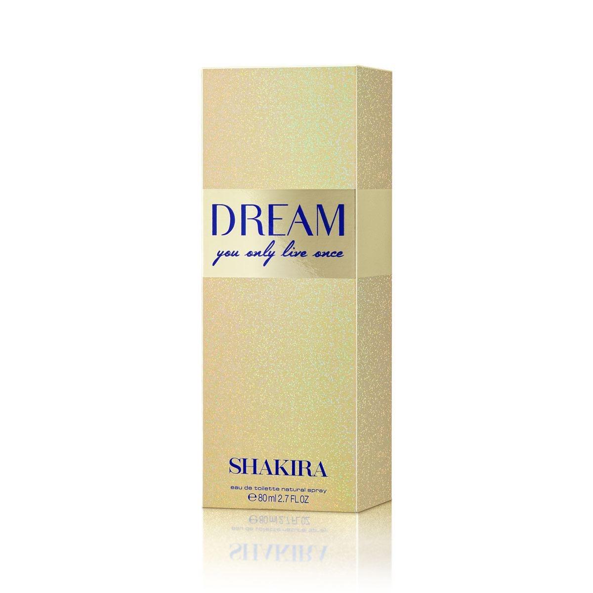 Fragancia para Dama, Shakira, Dream, EDT 80 ml