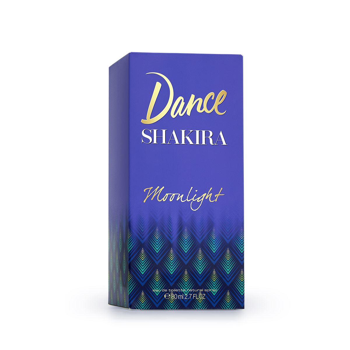 Fragancia para Dama, Shakira Dance Moonlight EDT 80ML