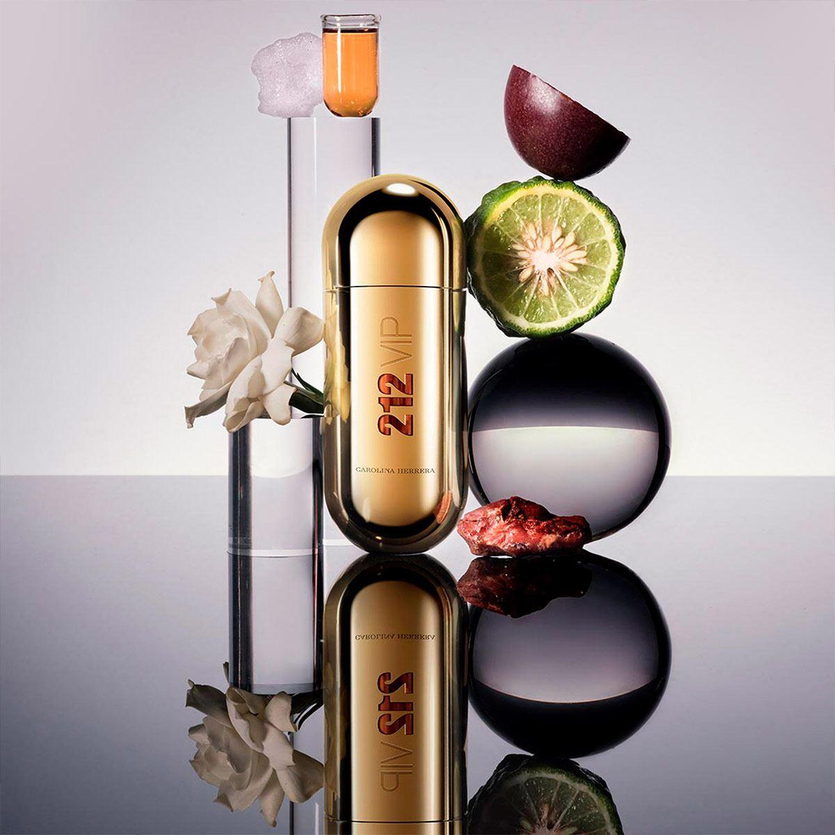 Fragancia Para Dama Set, Carolina Herrera, 212 VIP EDP 80ML + Body lotion 100ML