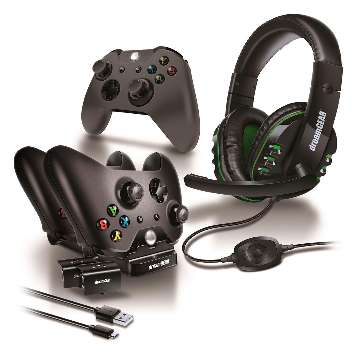 Xbox One Gamer Kit Dreamgear
