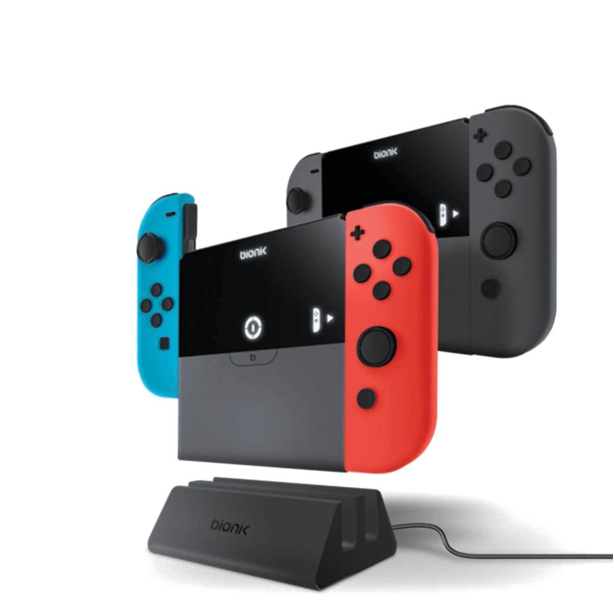 Base de carga Dual Nintendo Switch