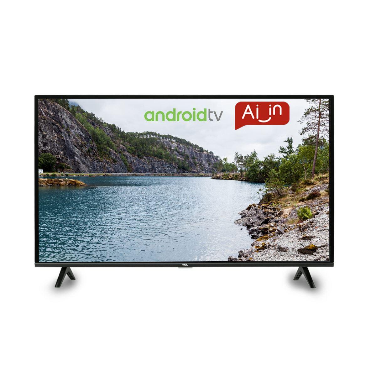 "Pantalla TCL 40"" FHD Smart TV (Android TV) 40A325"