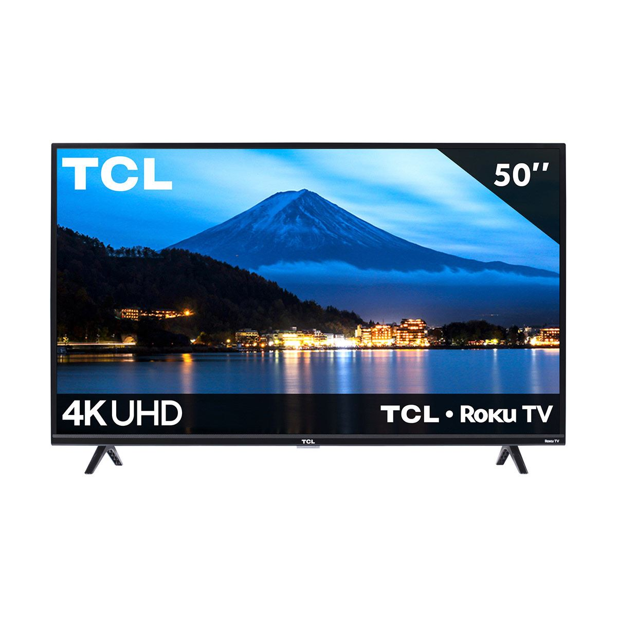 "Pantalla TCL 50"" Smart TV Roku TV 4K UHD 50S425-MX"