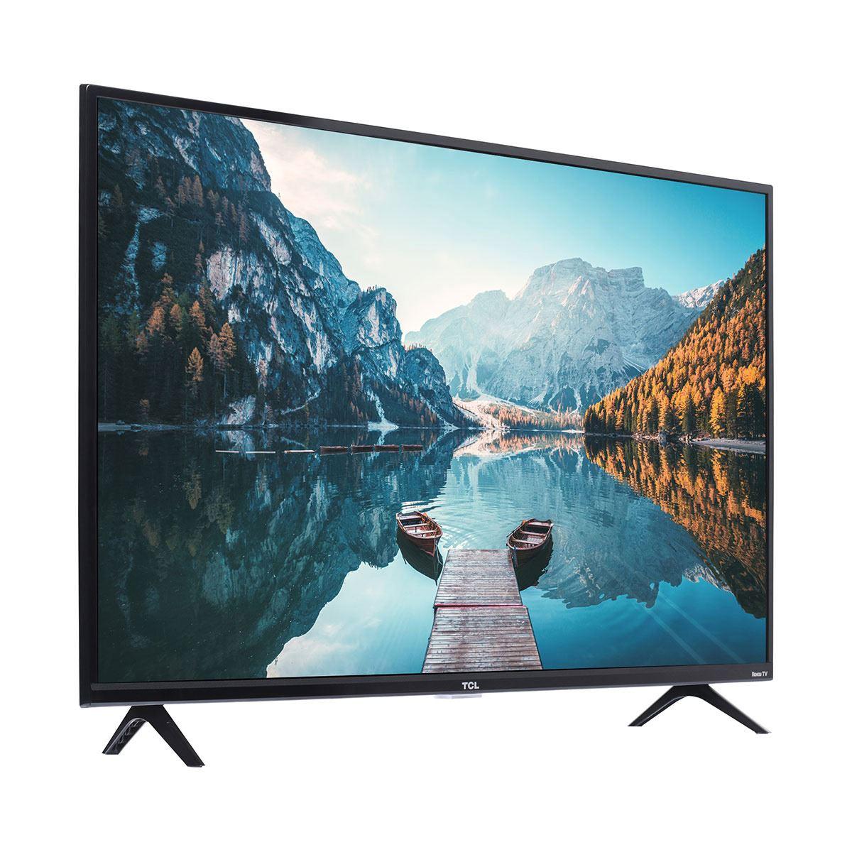 "Pantalla TCL 40"" FHD Smart TV (ROKU TV) 40S331-MX"