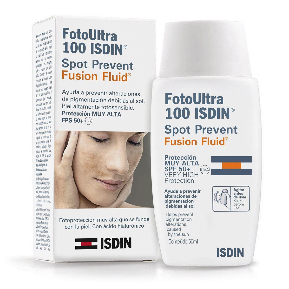 Foto Ultra  Spot Prevent 50+ 50 ml