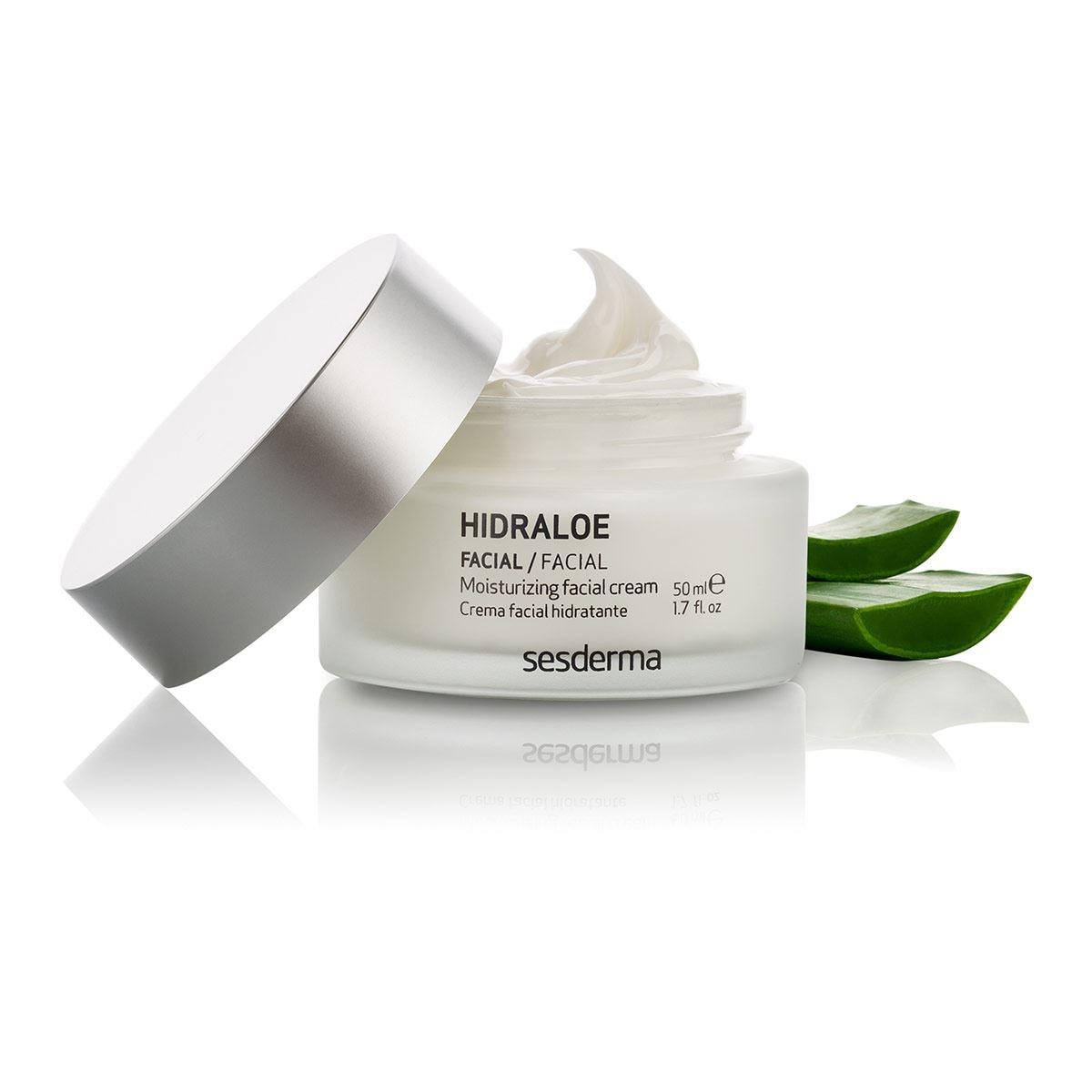 Crema Facial Hidratante de 50 ml de Sesderma