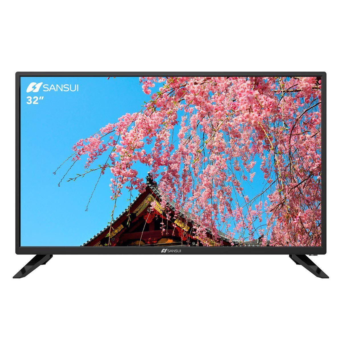 "Pantalla Sansui 32"" LED SMX32F1NF Smart TV"