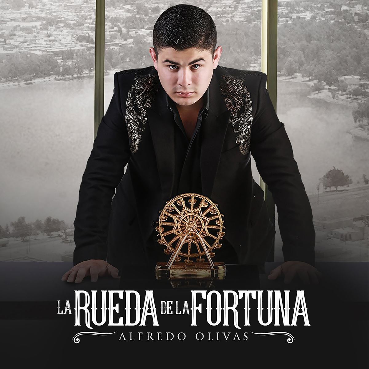 CD Alfredo Olivas La Rueda de la Fortuna