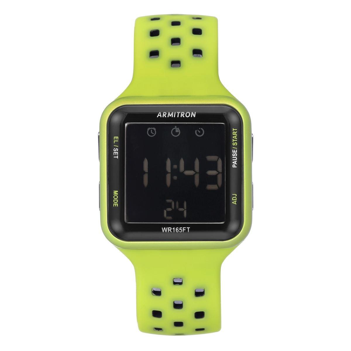 330fb8e8c588 Reloj armitron pro sport caballero 408417lgn