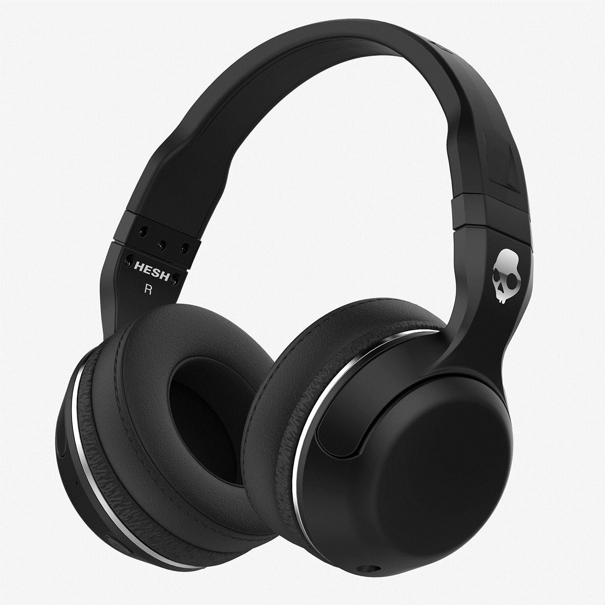 Audífonos Skullcandy Hesh Bluetooth Negro