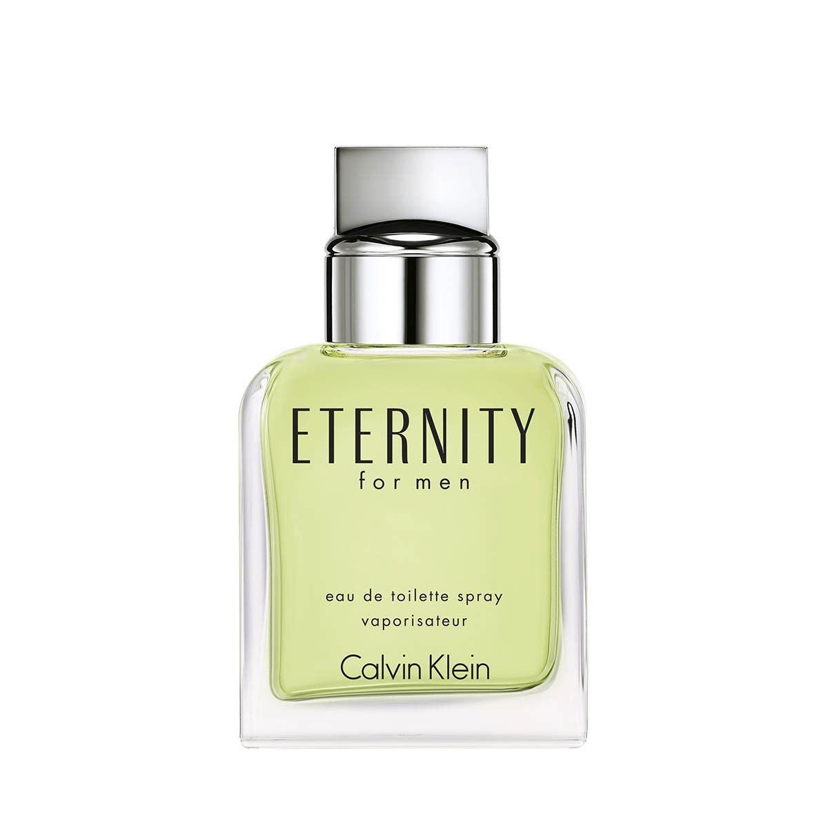 """Eternity for Men"" de Calvin Klein"