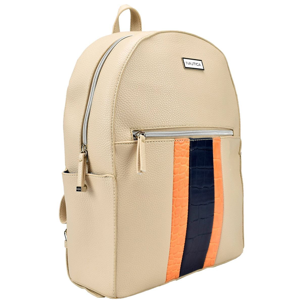 Bolso Back Pack Nautica Ivory
