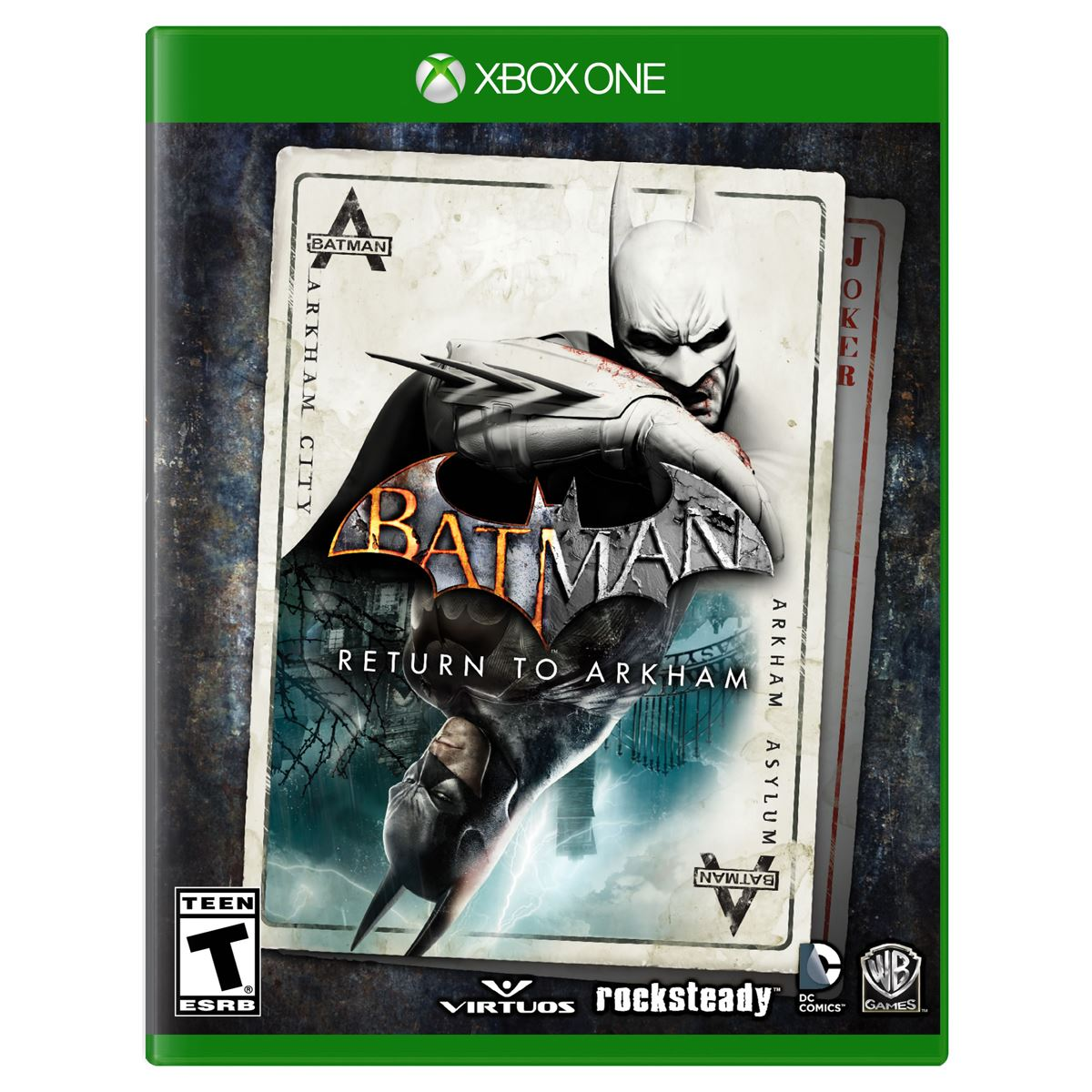 Xbox One Batman Return to Arkham