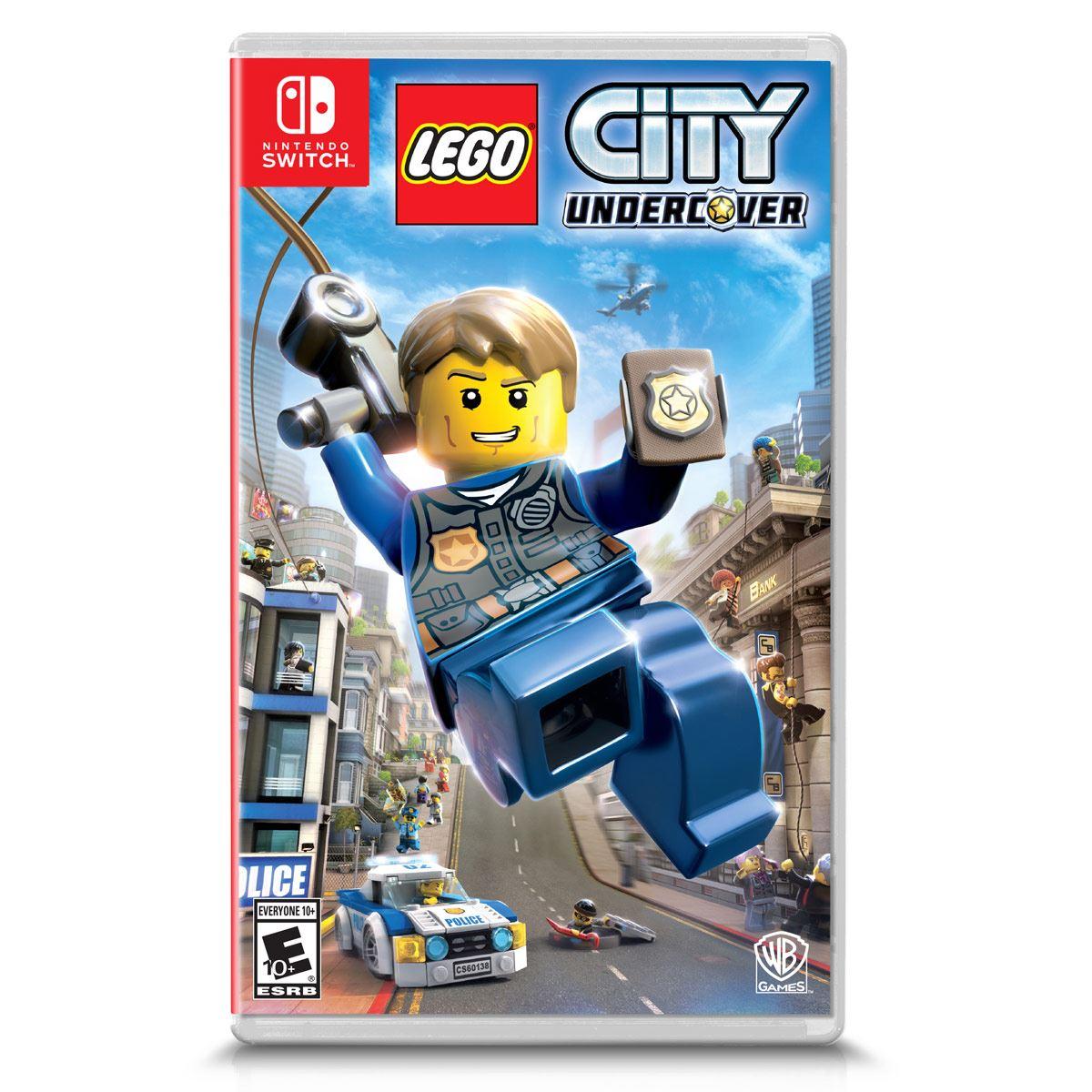 Lego City Undercover Nintendo Switch