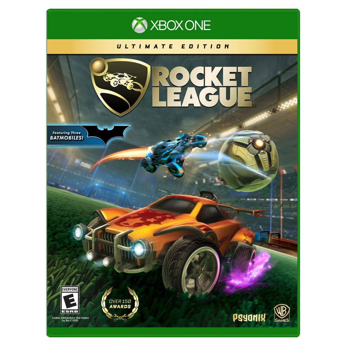 Xbox One Rocket League UE